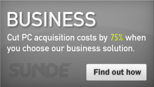 Business - Cut PC acquisition costs by 60% when you choose our business solution