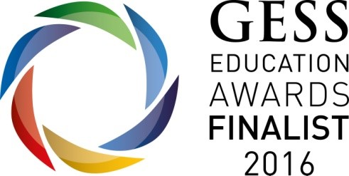 GESS Education Awards Finalist 2016